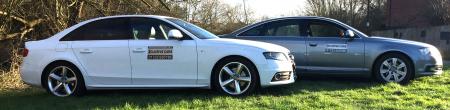 Audi's Side Views