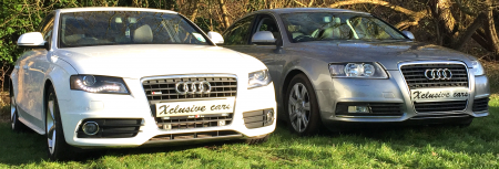 Audi's Angle View
