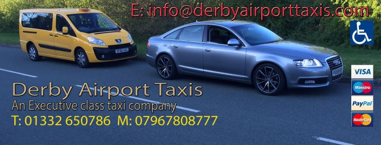 derbyairport taxis